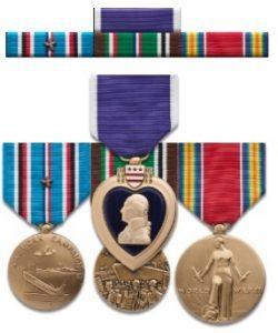 WWII PH Medal